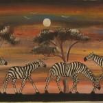 Unframed Paintings